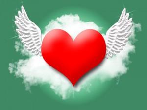 сърце с крила